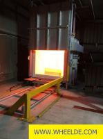 Forging Furnace Harden 1200 C Harden 1200 C