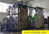 CNC Milling Machine Hedrich vacum casting production line Hedrich vacum casting production line