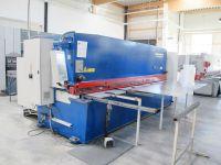 Cizalla guillotina hidráulica NC MATALLKRAFT HTBS - K 4100 - 60 cnc