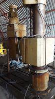 Radial Drilling Machine WMW HECKERT BR 40/2x 1250 1985-Photo 2