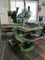 CNC freesmachine DECKEL FP4M 1987-Foto 5