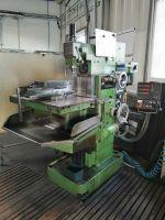 CNC freesmachine DECKEL FP4M 1987-Foto 2