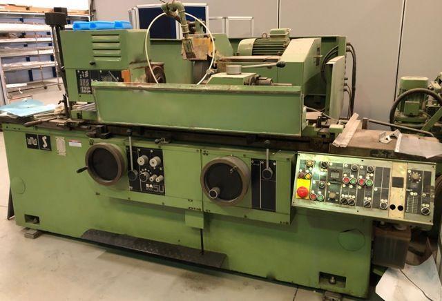 Universal Grinding Machine HECKERT SA 5U x 630 1995
