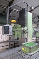 Bettfräsmaschine ZAYER KC 8000