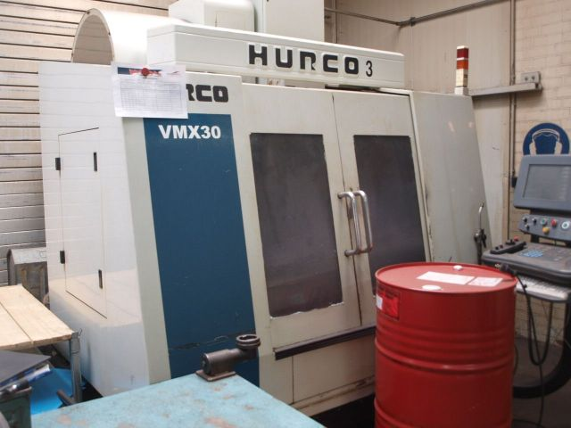 Centrum frezarskie pionowe CNC HURCO VMX 30 2003