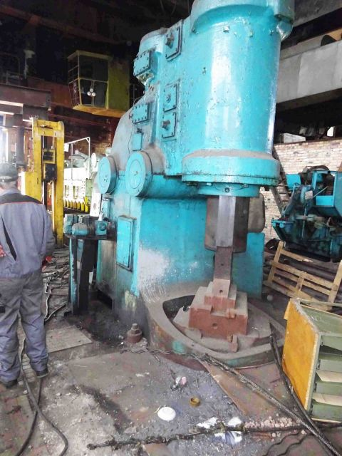 Single Frame Forging Hammer Stanko M4140A (1000kg) 1985