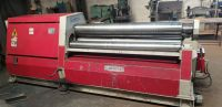 4 Roll Plate Bending Machine AKYAPAK AHSY