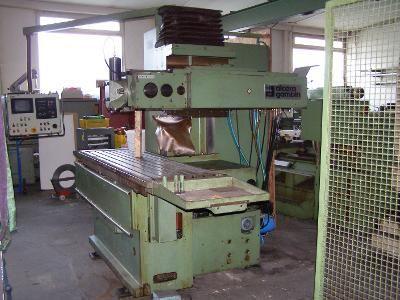 Fresadora CNC ALCERA-GAMBIN 160 CA 1986