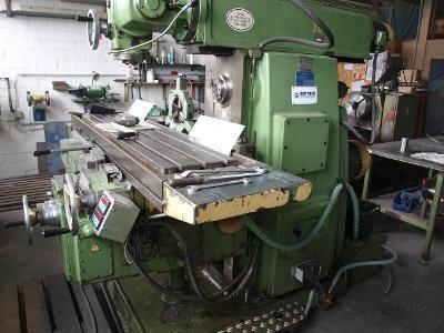 Universal Milling Machine Gorki 6 R 83 SCH 1984