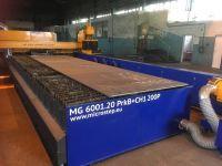 Maquina de corte plasma 2D MICROSTEP MG 6001.20 PrkB+CH1 200P