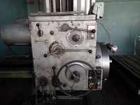 Horizontale boormachine TOS W100A