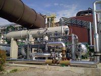 机器人 ORC Impianto di cogenerazione a turbina radiale