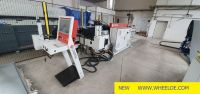 Compresor de tornillo  955LE CNC tube bending machine