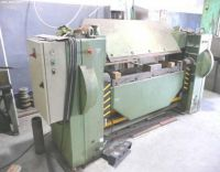 Folding Machines for sheet metal OZAMECH KM 7 / 1500