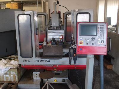Fresadora CNC KUNZMANN 7/3 2000