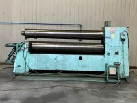 3 Roll Plate Bending Machine ROUNDO PS 360
