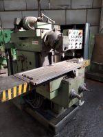 Universal Milling Machine TOS Kurim FGS 25/32
