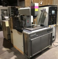 Электроэрозионный копировально-прошивочный станок MAHO HANSEN HS 500E 1992-Фото 3