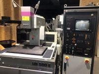 Sinker Electrical Discharge Machine MAHO HANSEN HS 500E 1992-Photo 4