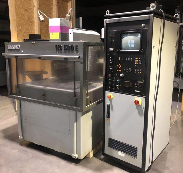 Электроэрозионный копировально-прошивочный станок MAHO HANSEN HS 500E 1992