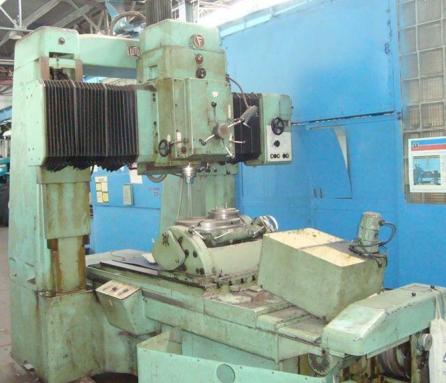 Vertikálne nudné stroj WMW VEB MIKROMAT BKOZ- 800/1250 1981