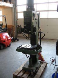 Säulenbohrmaschine WEBO GRADUA 23