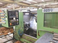 Single Spindle Automatic Lathe MONFORTS RNC 4