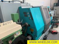 CNC Milling Machine  Index ABC Lathe