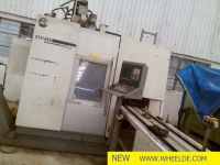 CNC μηχανή φρεζομηχανή DMG CTV250 GILMISTER VERTICAL l DMG CTV250 GILMISTER VERTICAL l