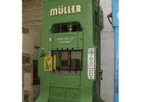 H Frame Hydraulic Press MUELLER ZE 100-8.3.6