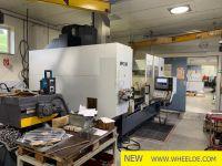 CNC-servo-hidraulic de frânare de presă AXA VPC 50 Machining Centers i AXA VPC 50 Machining Centers i