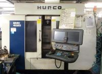 CNC Vertical Machining Center HURCO BMC 4020