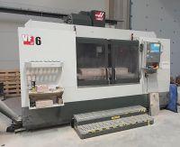 CNC Vertical Machining Center HAAS VF 6