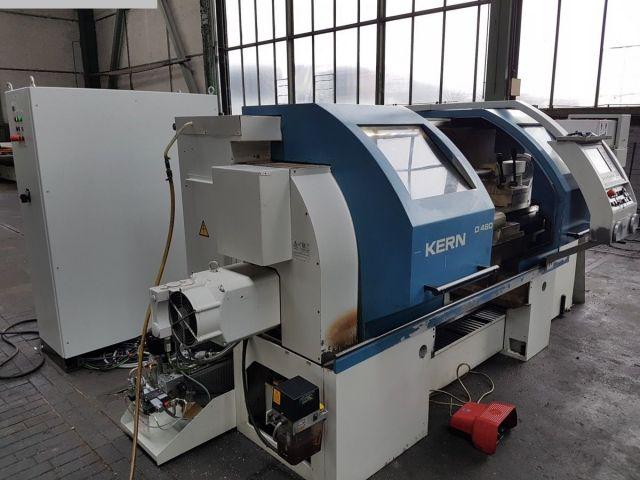CNC-Drehmaschine KERN / DMT CD 480 2007