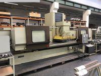 Flachschleifmaschine MEUSELWITZ SFS 800/3x3000