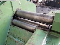 4-Walzen-Blecheinrollmaschine HAUSLER VRM-hy 400x25 mm 1968-Bild 3