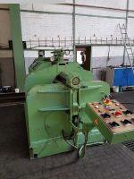 4-Walzen-Blecheinrollmaschine HAUSLER VRM-hy 400x25 mm 1968-Bild 4