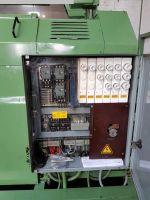 4-Walzen-Blecheinrollmaschine HAUSLER VRM-hy 400x25 mm 1968-Bild 8