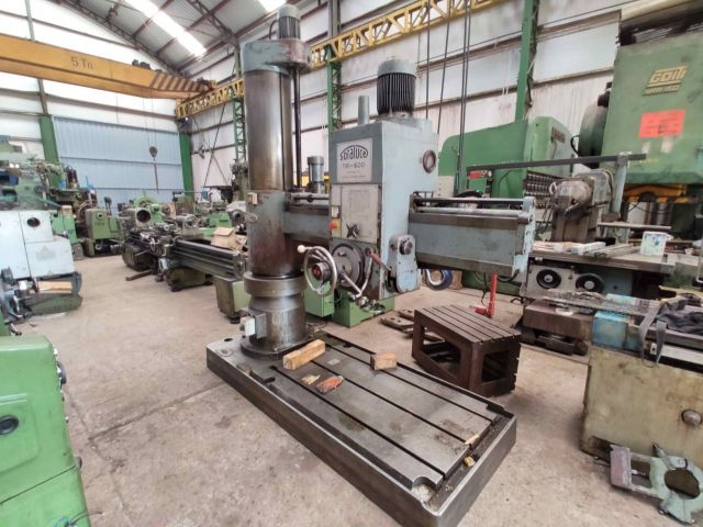 Radial Drilling Machine SORALUCE TR1-1600 1995