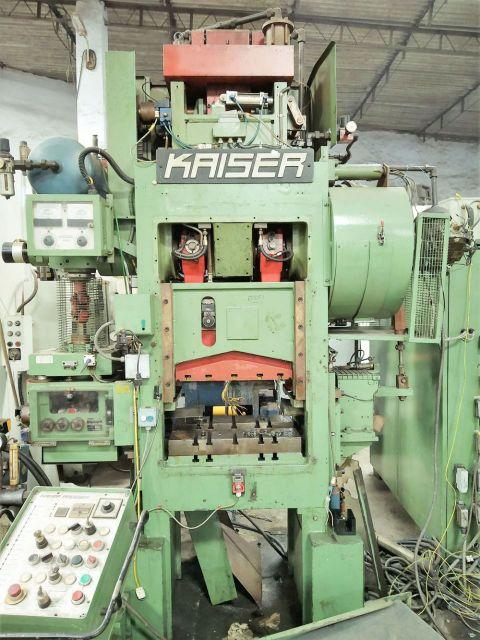Epäkeskopuristintuotantolinja 0851 KAISER GERMANY V40-WH 2001