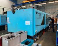 Vstrekovanie plastov lis DEMAG Demag Systec 500/920-2300