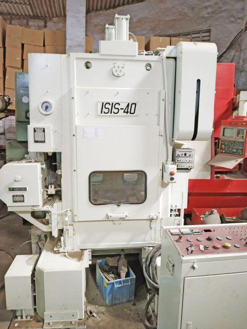 Epäkeskopuristintuotantolinja 0831 ISIS JAPAN 82040 SH 2000