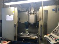 CNC Vertical Machining Center STROJTOS VMC 40/8