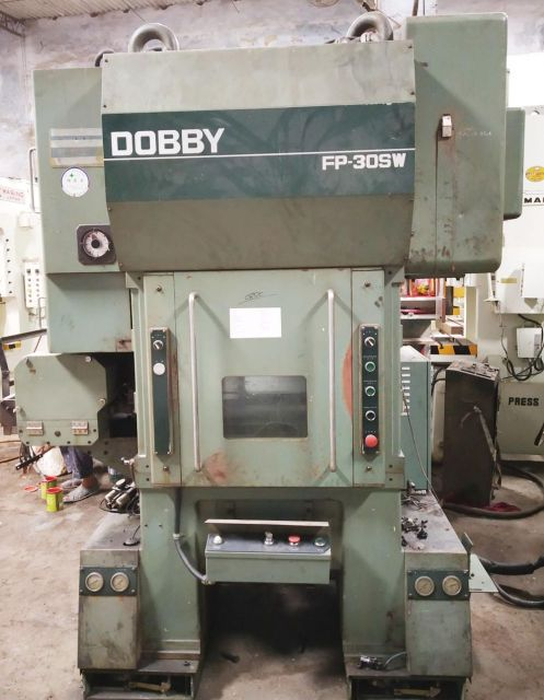 Prensa excéntrica 0850 DOBBY JAPAN FP-30SW 2001