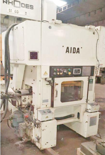 Prensa excéntrica 0849 AIDA JAPAN HMX-300A 2001