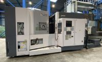 CNC horizontaal bewerkingscentrum OKUMA MA-600 HB Space Center 2006-Foto 4