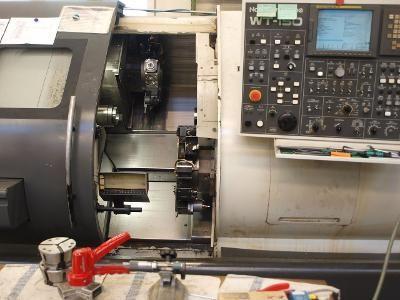 CNC Lathe NAKAMURA WT 150 MMY 2000