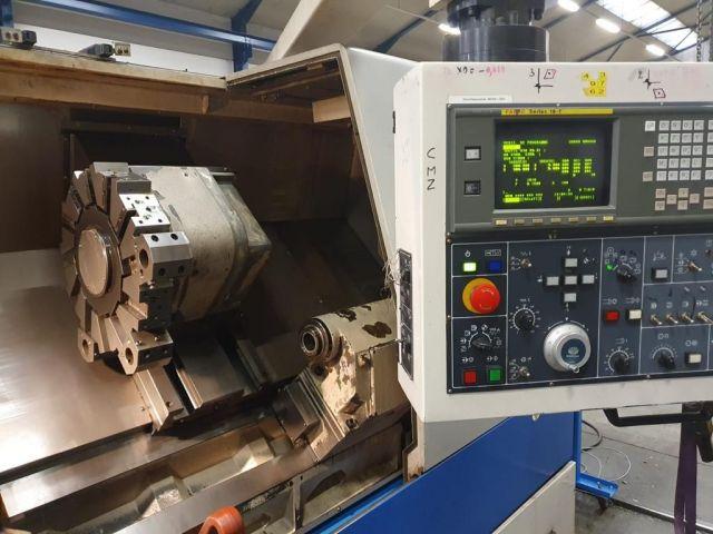 CNC soustruh DAEWOO PUMA 350 1998