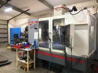 CNC centro de usinagem vertical MAS KOVOSVIT MCV 1000