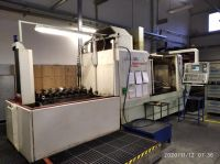 CNC Vertical Machining Center  MCFV 1260P TREND